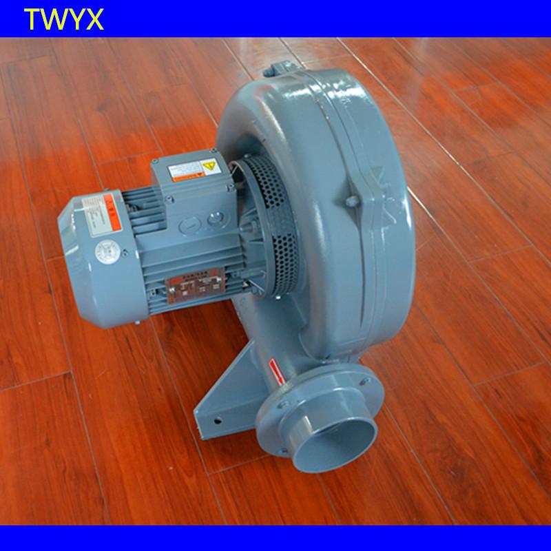 HTB-75-105 透浦式中压风机 功率750W中压鼓风机 全风风机示例图4