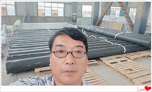 垃圾填埋场用高密度聚乙烯土工膜HDPE防渗膜1.50mm符合CJ/T234-2006标准生产厂家定做示例图5