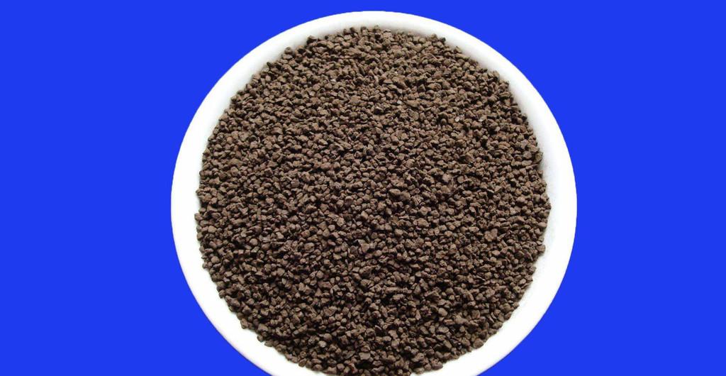 遂宁锰砂滤料,造价低,长效稳定锰砂滤料,地下水处理锰砂滤料示例图4