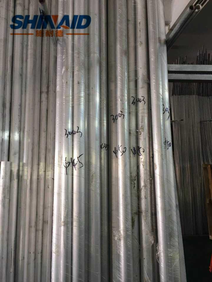 2A01铝棒密度,进口2A01耐蚀性拉伸铝棒示例图3
