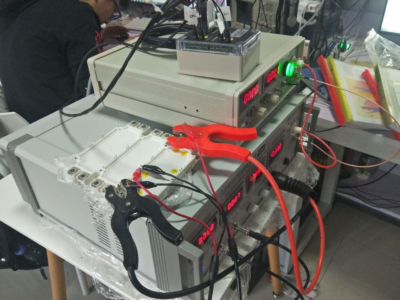IGBT测试仪在IGBT选型应用 华科智源 IGBT筛选测试设备示例图9