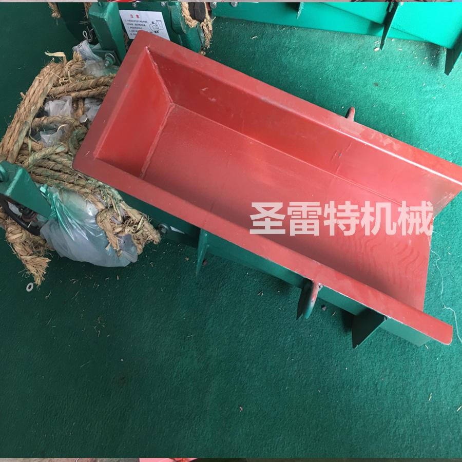 圣雷特给料机-敞开式电磁震动给料机-板材砂石生产料仓专用振动喂料机示例图3