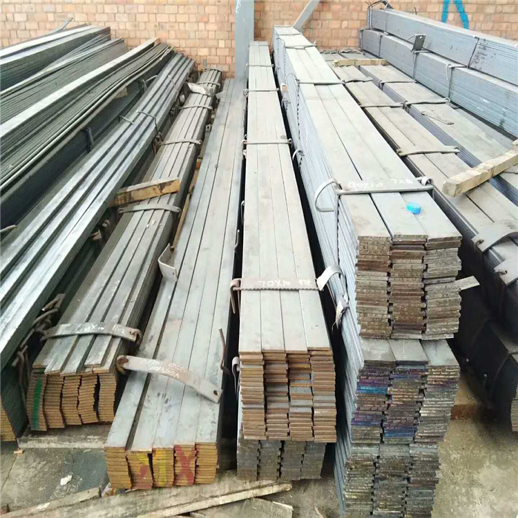 60si2Mn扁钢厂家,光亮耐磨扁钢,60si2Mn弹簧钢扁钢示例图3
