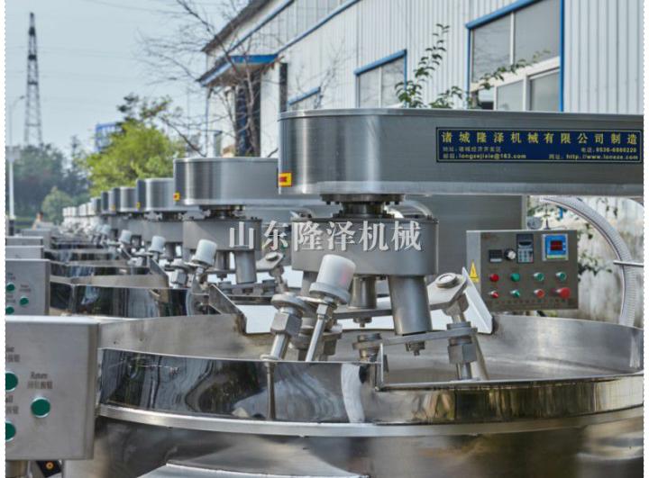 炒药机厂家 电磁加热平底炒药锅 大型炒药机器设备供应商