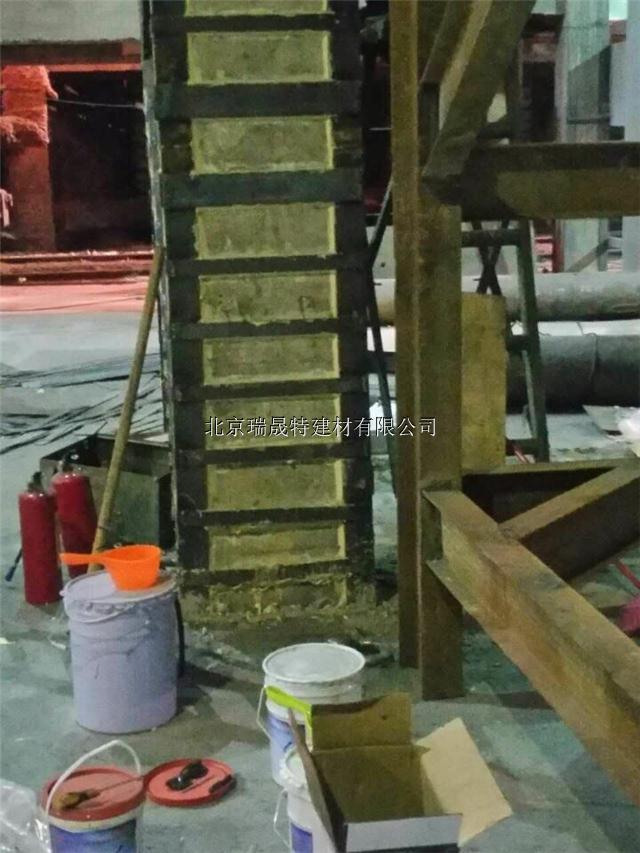 灌钢胶-灌注粘钢胶-环氧树脂钢板结构缝隙灌注胶示例图4