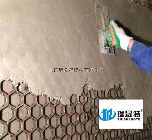 煤矿筒仓内衬用高强耐磨料,抗冲击耐磨料厂家示例图6