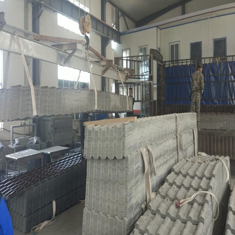 供应中山树脂瓦 合成树脂瓦 瓦 大型树脂瓦生产厂家