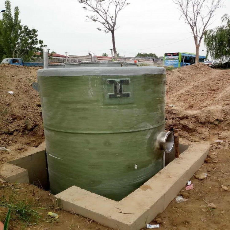 四川一体化泵站 一体化提升泵站 一体化雨水泵站 一体化污水泵站示例图4