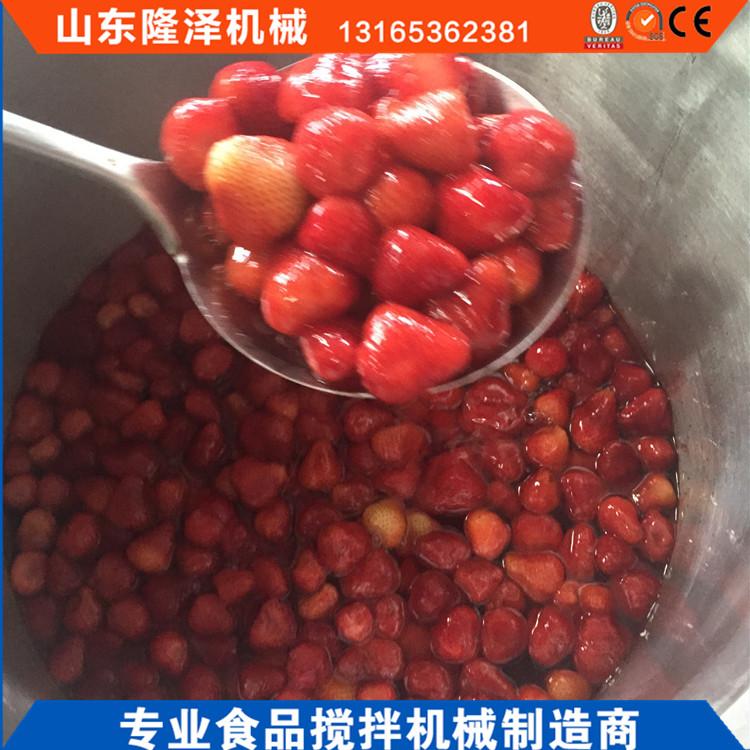 316不锈钢浸糖锅 梅子浸糖设备 广东果脯蜜饯生产机器价格示例图8
