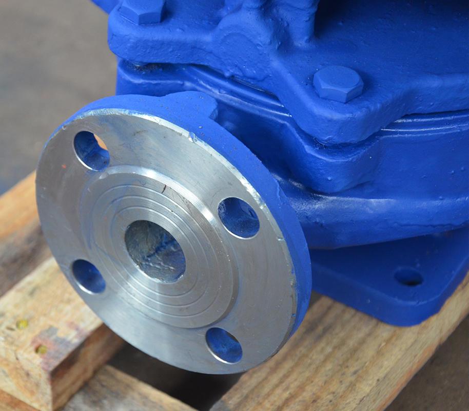 喜之泉ISG(IRG不锈钢立式离心泵,不锈钢离心泵示例图4