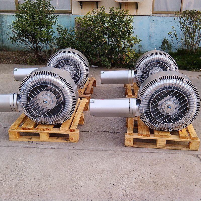 冲床机专用高压风机 焚化炉设备专用高压风机 产品烘干设备风机 小型高压风机 旋涡鼓风机示例图9