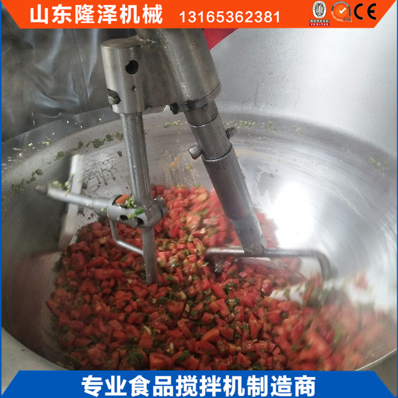 商用炒菜机价格 厨房专用配套设备大型炒菜机示例图7