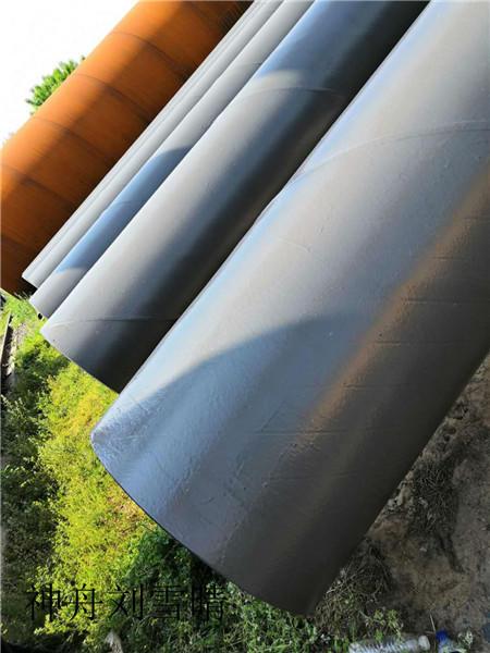 《螺旋钢管法兰加工》按要求定制/订做各种加工螺旋钢管/山西煤矿/瓦斯抽送螺旋钢管示例图11
