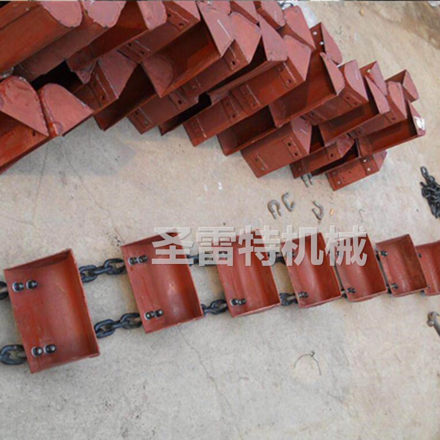 圣雷特厂家定做TH环链斗式提升机_NE板链斗式提升机_TD皮带式提升机示例图2