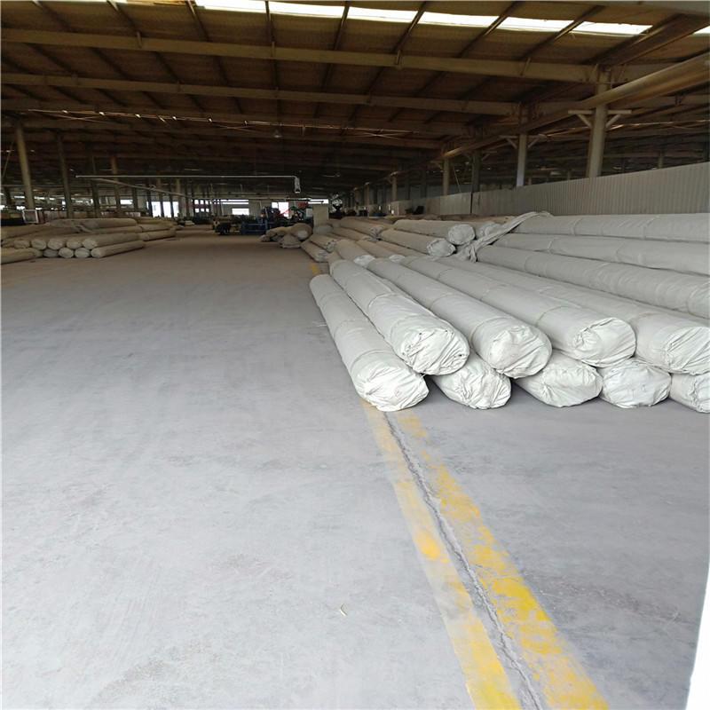湖南钢塑土工格栅厂家  路基钢塑土工格栅价格  土工格栅生产基地  德海工程示例图6