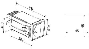 安科瑞ASJ20-LD1A智能剩余电流继电器示例图4