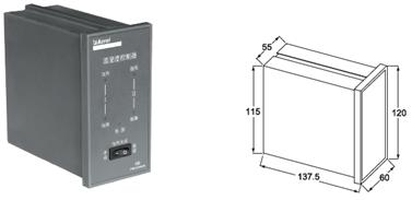 安科瑞WHD48-11温湿度控制器示例图7
