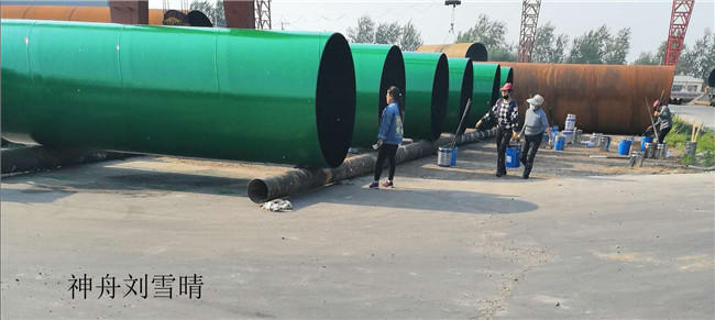 神舟厂家直销 螺旋钢管 根根水压测试 保水压螺旋钢管 静水压力达标螺旋钢管 石油部标准螺旋钢管  生产厂家示例图13