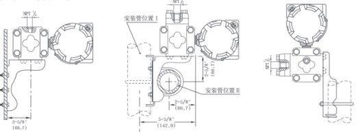 绝压差压力变送器单晶硅EJA530EJA110E可替代日本横河YOKOGAWA示例图5