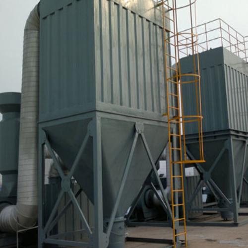 除尘器厂家供应 泊头市华英环保  布袋除尘设备定制    布袋收尘器示例图8