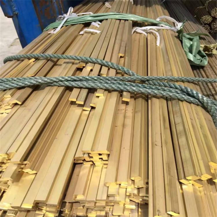 日本C2100焊接黄铜棒,进口五金机械黄铜棒示例图2
