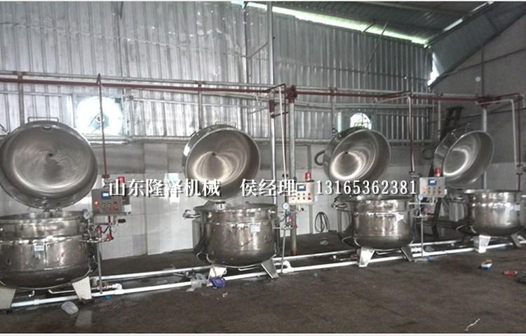 316不锈钢浸糖锅 梅子浸糖设备 广东果脯蜜饯生产机器价格示例图11
