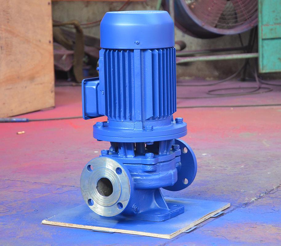 喜之泉ISG(IRG不锈钢立式离心泵,不锈钢离心泵示例图3