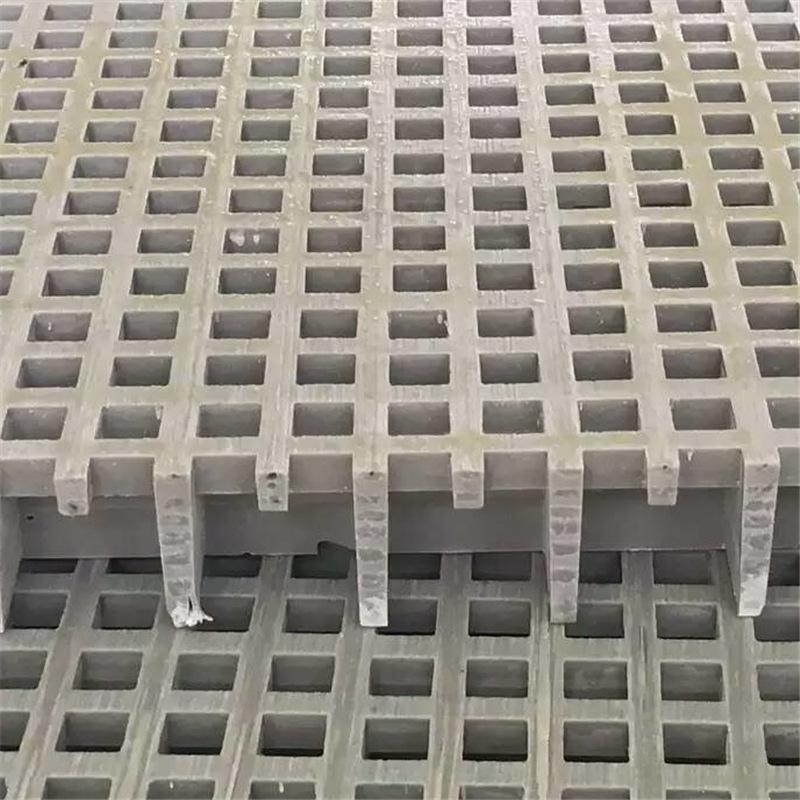 玻璃鋼網格板 洗車房格柵 玻璃鋼地格柵 光伏檢修通道玻璃鋼格柵廠價批發價格示例圖9