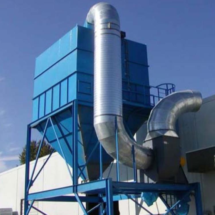 除尘器厂家供应 泊头市华英环保  布袋除尘设备定制    布袋收尘器示例图11