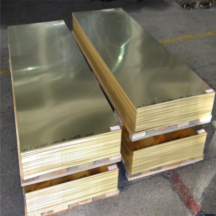 H96国标黄铜棒,数控车床加工黄铜棒示例图1