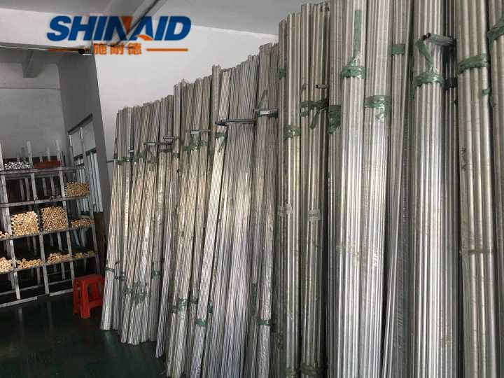2A01铝棒密度,进口2A01耐蚀性拉伸铝棒示例图2