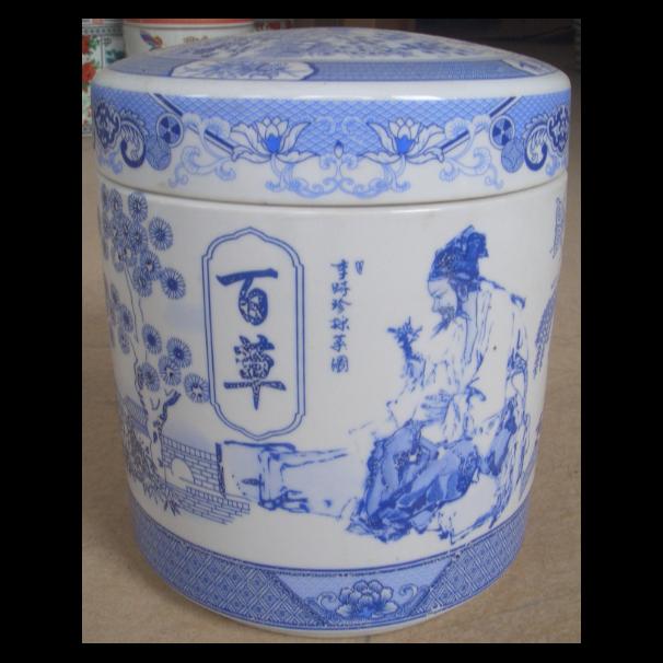 陶瓷罐加工厂生产陶瓷糖罐咖啡罐酒酿陶瓷罐销售经销陶瓷密封罐食品罐子厂家定制陶瓷将军罐