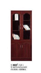 二门书柜 南康家具  大容量办公书柜  808#