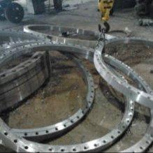 钢制平焊法兰 焊接法兰 管道配件法兰 大口径钢制法兰 2米法兰