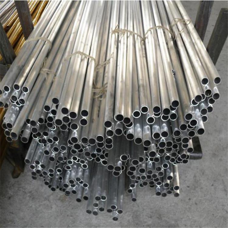 5456铝管厂家,大直径高精密铝管示例图3