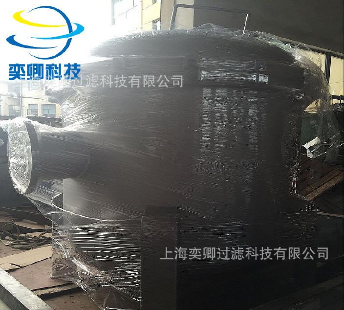 供应多袋式过滤器 不锈钢10袋 多袋式过滤器 垂直开盖 螺栓紧固式