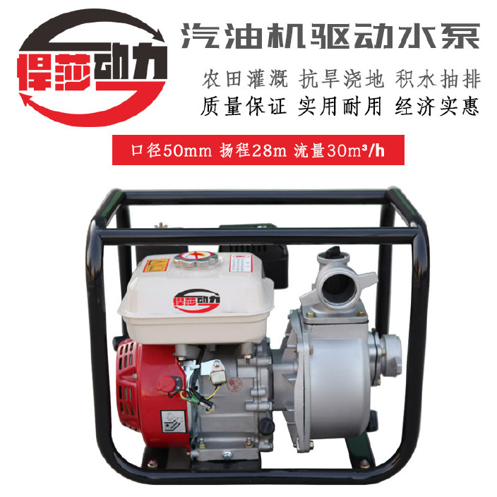 汽油机自吸泵 汽油机软轴泵 汽油水泵 汽油化工泵 高压水泵图片