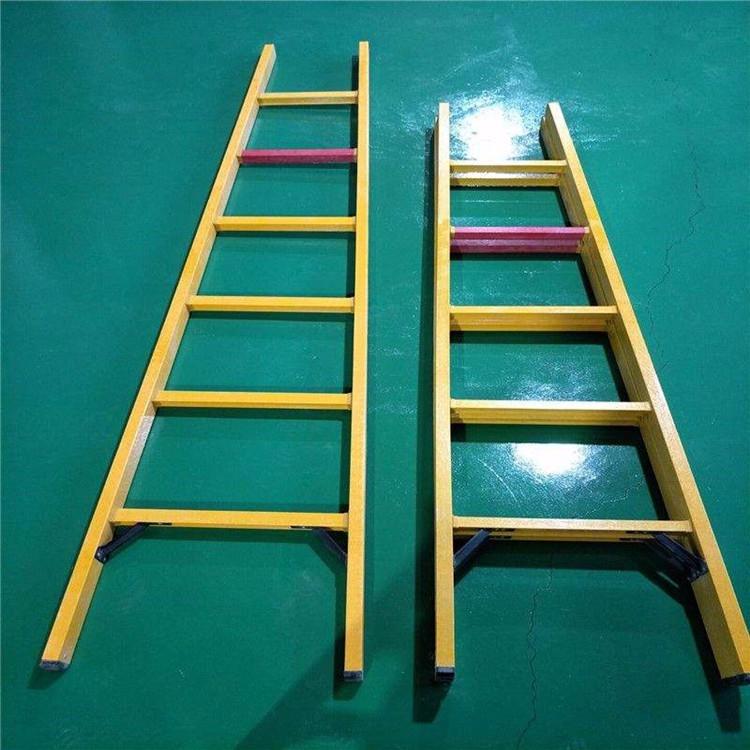 絕緣單梯 6絕緣單直梯 熱力推薦絕緣單梯 電力安全絕緣梯生產