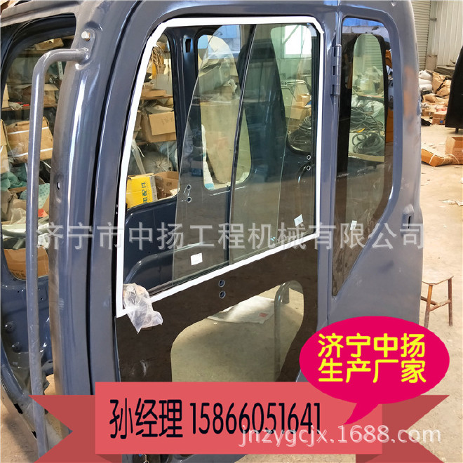 廠家直銷神鋼SK210-8駕駛室 全車配件  挖掘機配件 濟寧中揚圖片