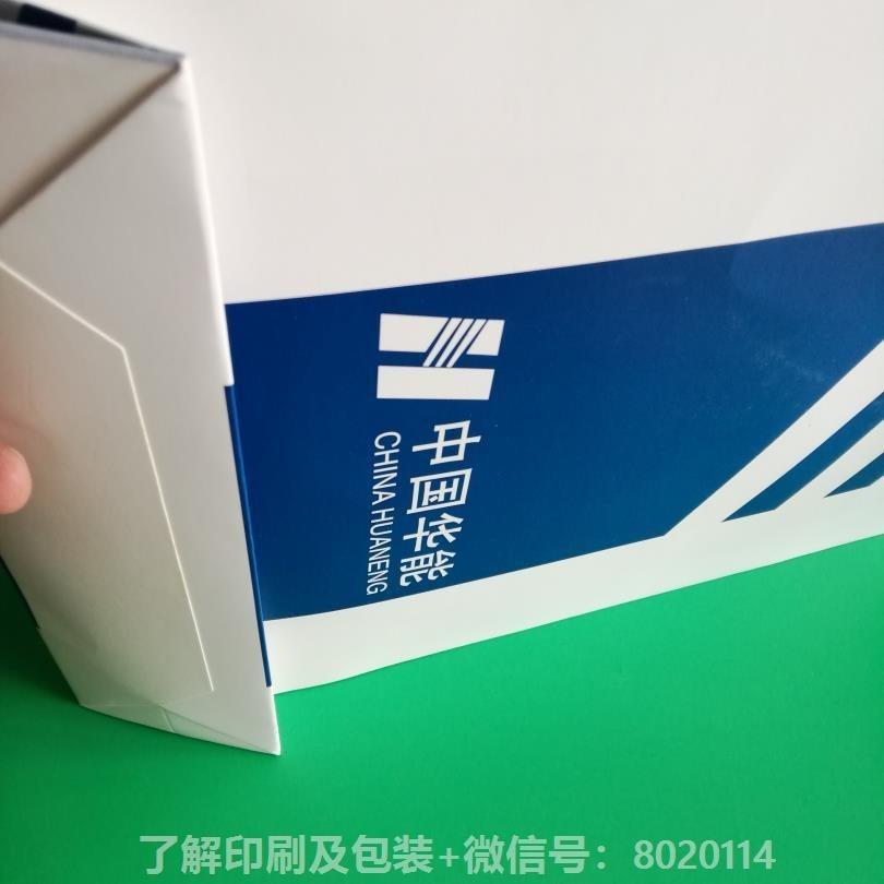 手提袋制作厂家 细绳子 专注礼品袋 设计定制  适合展览 正色印刷 黑龙江