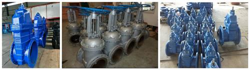 专业供应电动闸阀 大型铸钢闸阀示例图5