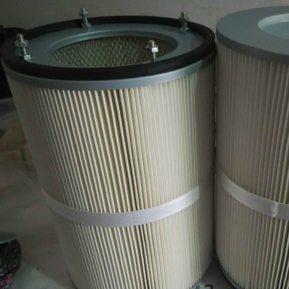 厂家批发四螺杆除尘滤芯 900  660  600液压滤芯示例图1