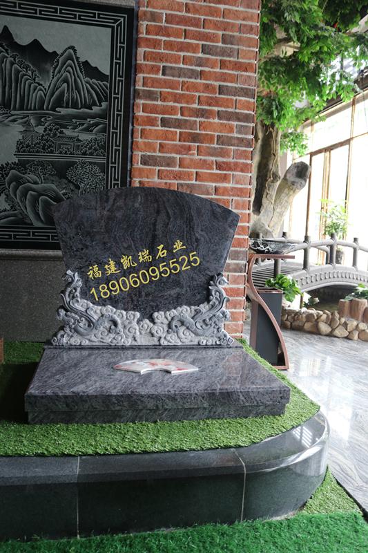 上海墓碑厂家直销小型艺术墓碑豪华墓碑国内公墓陵园墓碑可定制示例图2