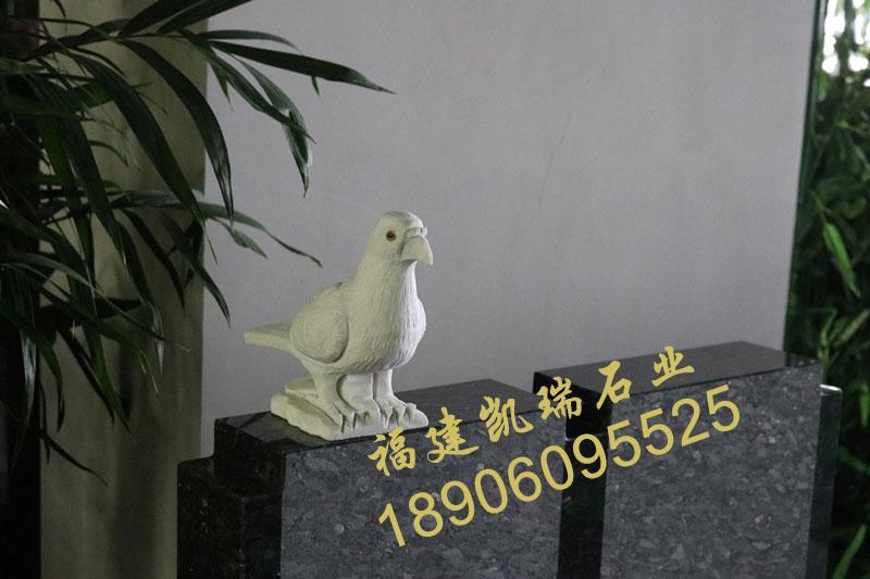 云南墓碑厂家直销小型艺术墓碑 瓷画艺术墓碑 节地生态墓碑示例图4