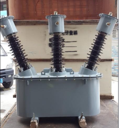 35KV户外高压计量箱JLS-35型号示例图1