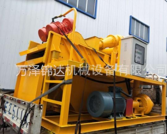 萬澤錦達修建打樁泥漿污水處理設備示例圖3