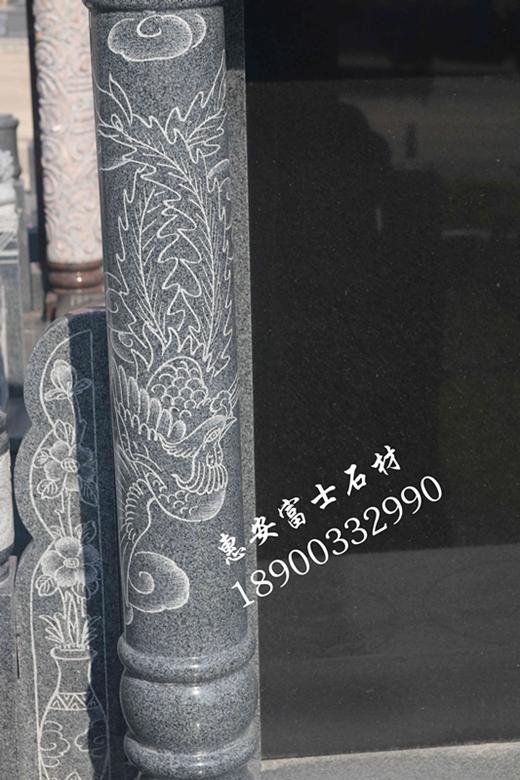 贵州墓碑热销款式 厂家直销贵州普定墓碑 贵州安顺墓碑示例图3