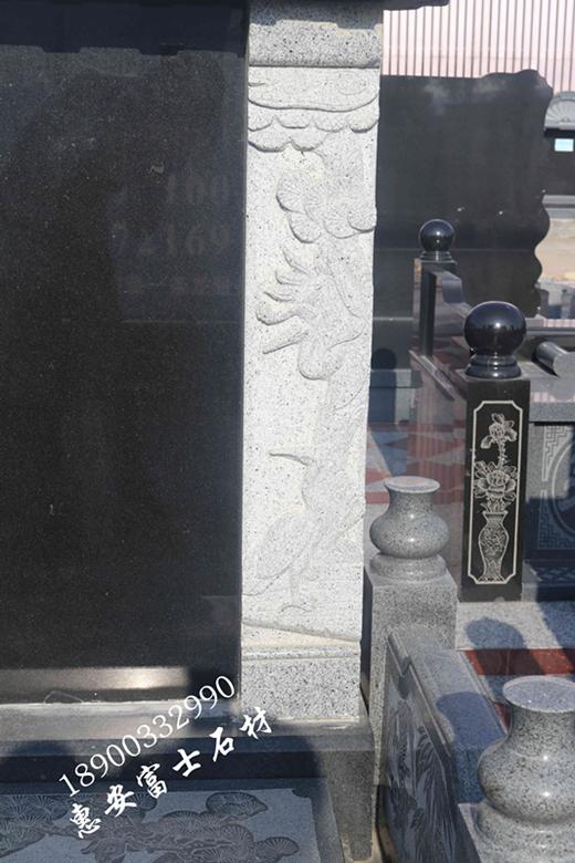 福建墓碑厂家直销瓦盖传统墓碑 定制墓碑造型 批发量大价格优惠示例图5