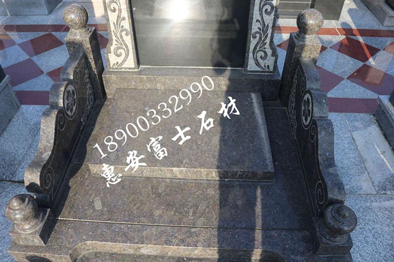 專業生產國內墓碑30年,各式傳統墓碑藝術墓碑豪華墓碑均可定製示例圖6