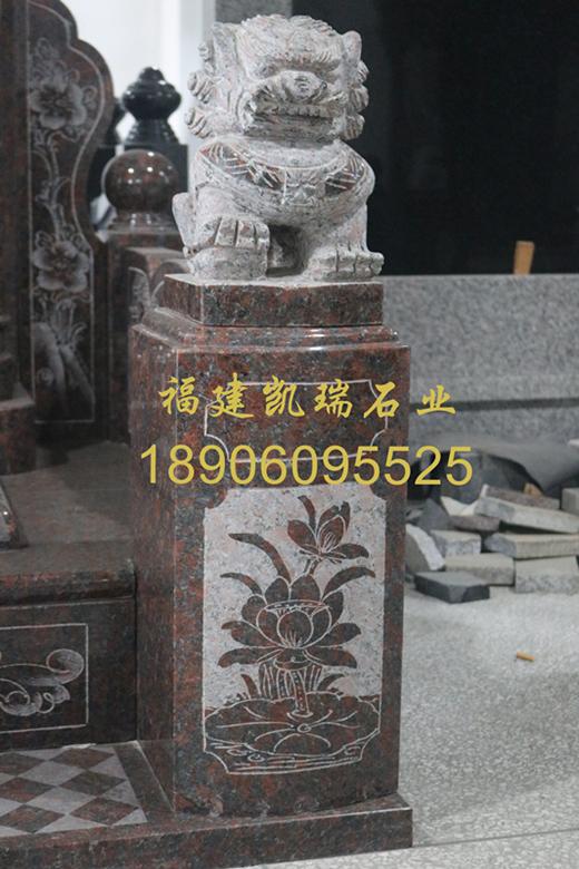 惠安墓碑厂家凯瑞石业直销传统墓碑 墓碑批发直销价格优惠 可支持定制示例图10